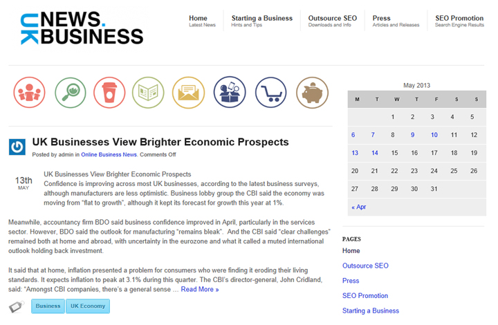 UK Business News Blog